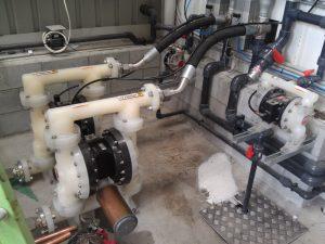 aro pump 2''
